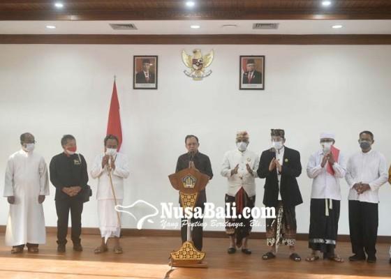 Nusabali.com - gubernur-minta-desa-adat-tertibkan-tajen