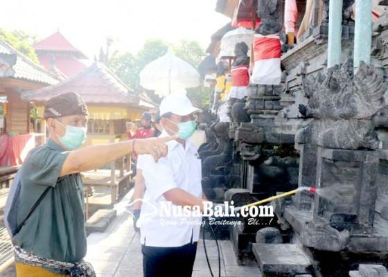 Nusabali.com - perayaan-galungan-tempat-ibadah-wajib-prokes