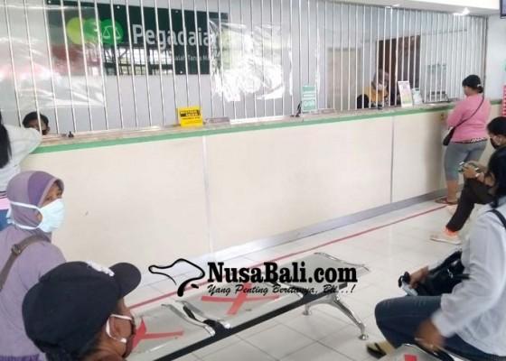 Nusabali.com - transaksi-tebus-emas-di-pegadaian-menurun