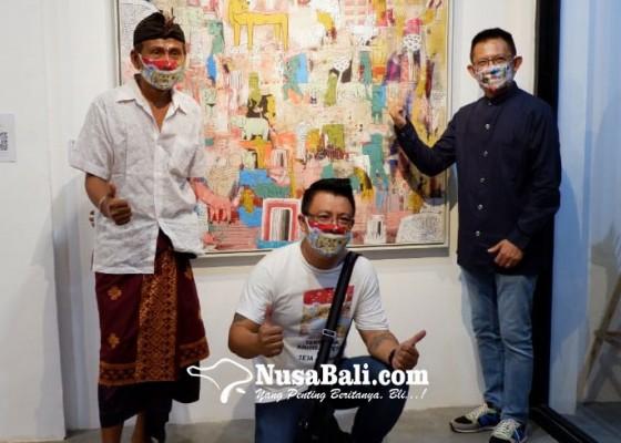 Nusabali.com - belasan-karya-teja-astawa-dipamerkan-di-zen1-gallery