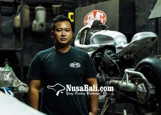 Nusabali.com - pesona-bagger-full-aluminium-hd-electra-glide-jatayu-dari-sanur