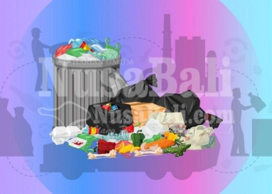 Nusabali.com - sampah-galungan-capai-240-meter-kubik