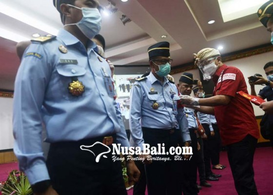 Nusabali.com - kemenkumham-lakukan-penguatan-zona-integritas-menuju-wbkwbbm