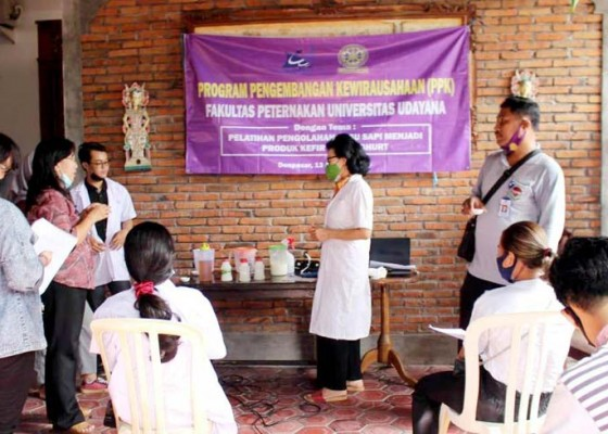 Nusabali.com - tim-pengabdi-fakultas-peternakan-unud-melaksanakan-ppk