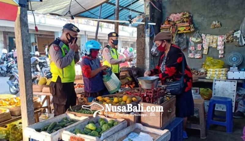 www.nusabali.com-kunjungan-ke-pasar-kidul-bangli-sepi