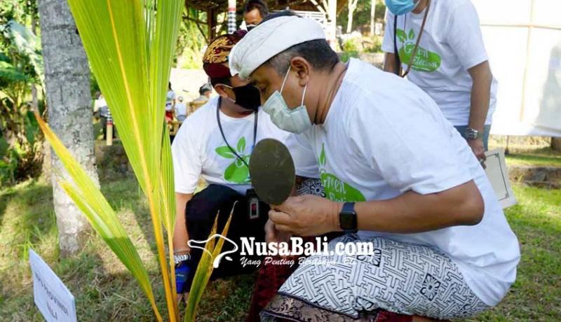 www.nusabali.com-kpu-karangasem-canangkan-pilkada-ramah-lingkungan