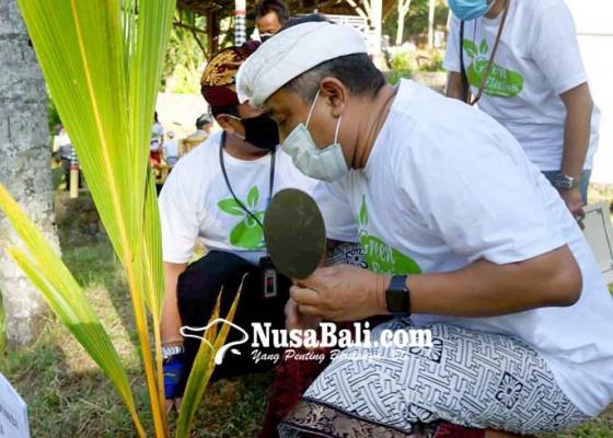 Nusabali.com - kpu-karangasem-canangkan-pilkada-ramah-lingkungan