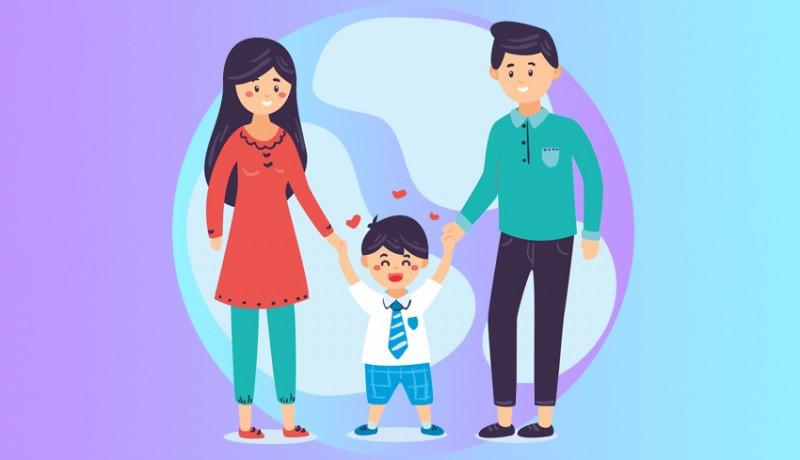 www.nusabali.com-happy-parenting-dalam-masa-pandemi