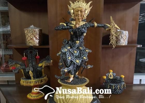 Nusabali.com - uang-kepeng-mulya-mengwi-lestarikan-sejarah-kreasikan-karya-seni