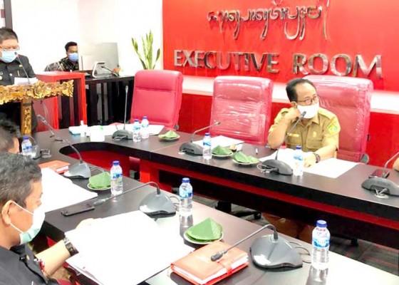 Nusabali.com - sehari-legislatif-dan-eksekutif-jembrana-gelar-dua-sesi-rapat-paripurna