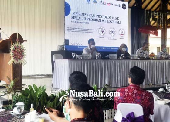Nusabali.com - we-love-bali-untuk-pulihkan-pariwisata