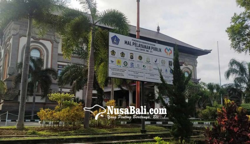 www.nusabali.com-mal-pelayanan-publik-badung-tutup