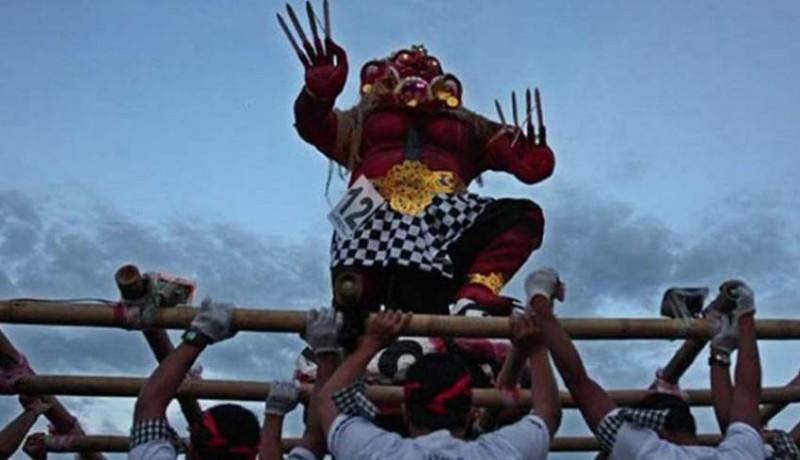 www.nusabali.com-51-ogoh-ogoh-di-badung-ikut-lomba-tingkat-provinsi-bali