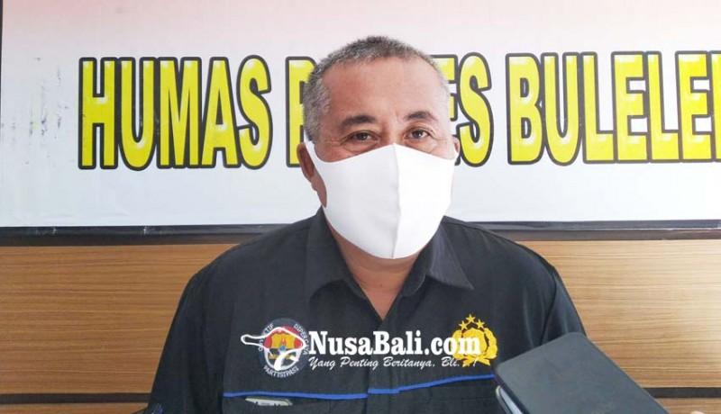 www.nusabali.com-enam-perwira-polres-buleleng-dimutasi