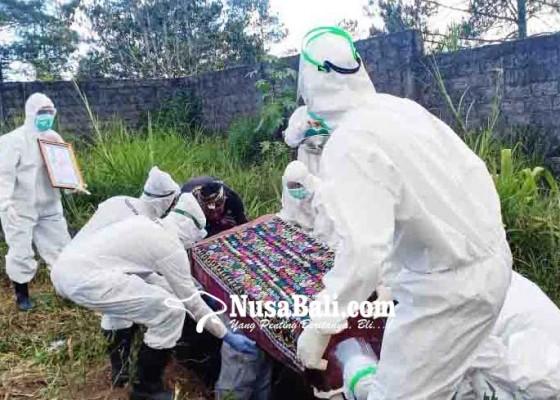 Nusabali.com - bpbd-bangli-kewalahan-tangani-jenazah-covid-19
