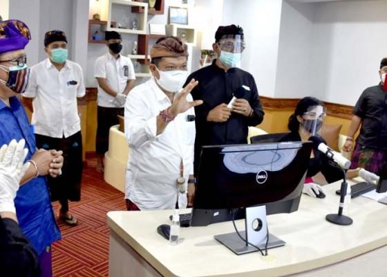 Nusabali.com - walikota-rai-mantra-resmikan-control-room-dharma-negara-niyatatirta