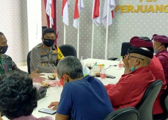 Nusabali.com - masa-kampanye-kapolres-dandim-bangli-sambangi-paslon