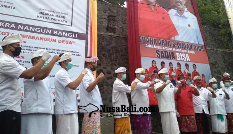 www.nusabali.com-diawali-sembahyang-bersama-pasangan-calon-deklarasi-pilkada-damai