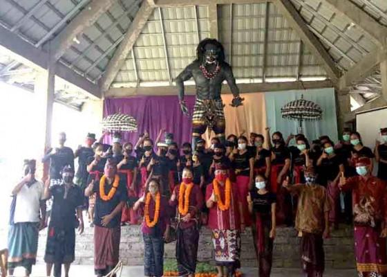 Nusabali.com - dinas-kebudayaan-karangasem-jaring-24-ogoh-ogoh