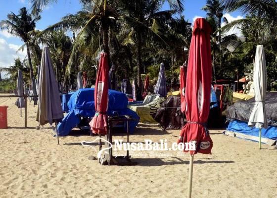 Nusabali.com - desa-adat-siapkan-700-slot-pedagang-di-pantai-kuta