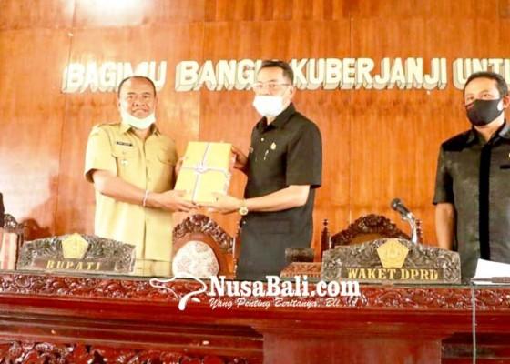Nusabali.com - bupati-bangli-rancang-pendapatan-daerah-rp-127-triliun