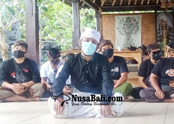 Nusabali.com - minim-bantuan-sekaa-demen-arus-bawah-galang-sembako