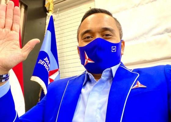 Nusabali.com - kampanye-pilkada-paslon-demokrat-wajib-taat-prokes