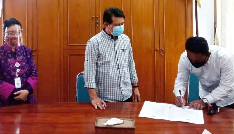 www.nusabali.com-klungkung-terima-bantuan-bpom