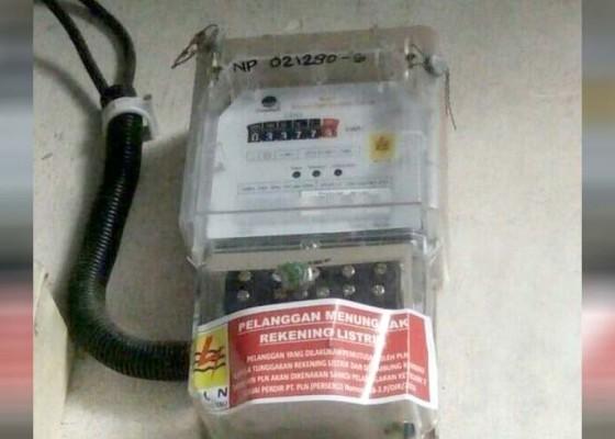 Nusabali.com - pelanggan-keluhkan-penyegelan-listrik