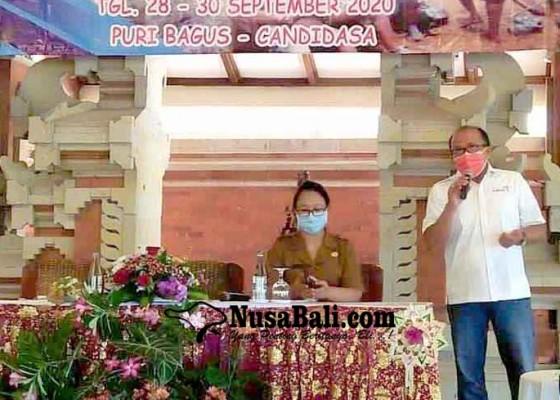 Nusabali.com - dinas-pariwisata-karangasem-gelar-pelatihan-standar-wisata-trekking