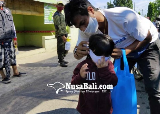 Nusabali.com - buleleng-genjot-pengadaan-masker-kain-tahap-keempat