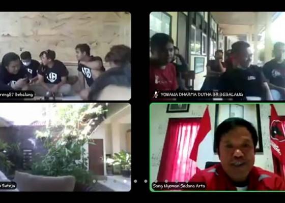 Nusabali.com - pilkada-bangli-paslon-sadia-optimalkan-kampanye-virtual