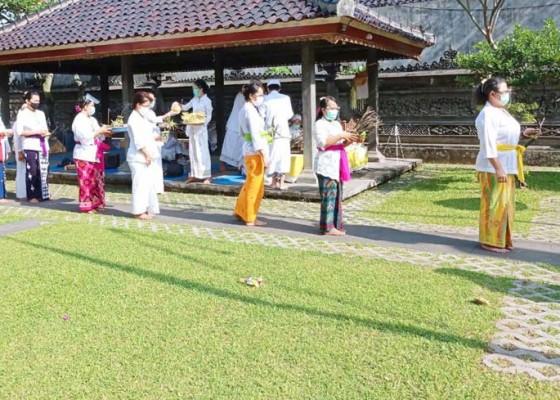 Nusabali.com - umat-hindu-bogor-dan-serang-rayakan-pujawali