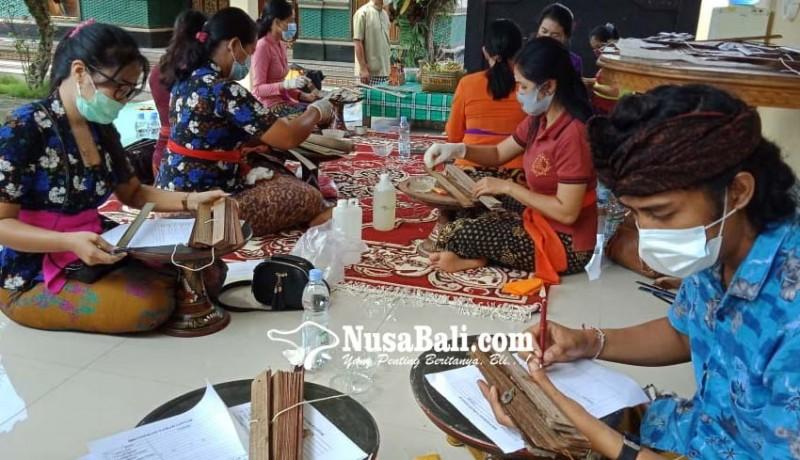 www.nusabali.com-kesan-tenget-hadang-konservasi-lontar
