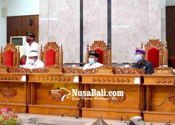 Nusabali.com - pemkab-ajukan-ranperda-tata-ruang-kawasan-perkotaan