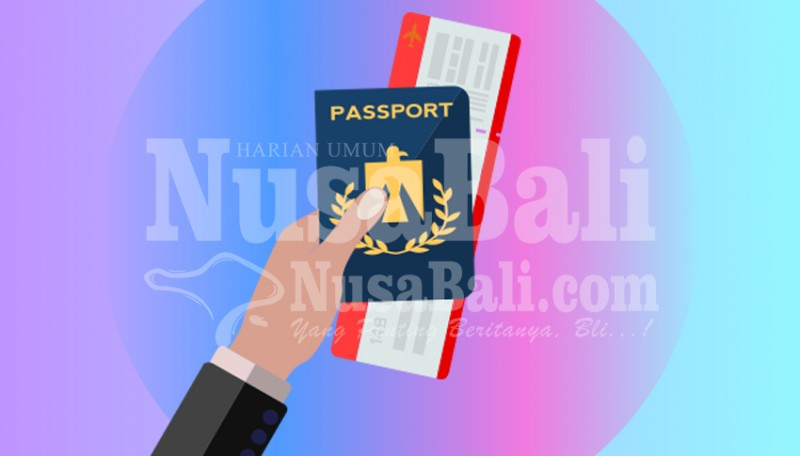 www.nusabali.com-permintaan-pembuatan-paspor-turun-drastis