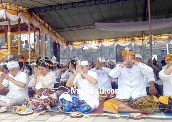 Nusabali.com - pujawali-di-pura-penataran-nangka-nyejer-tiga-hari