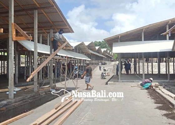 Nusabali.com - 754-pedagang-ikut-undian-tempat-baru