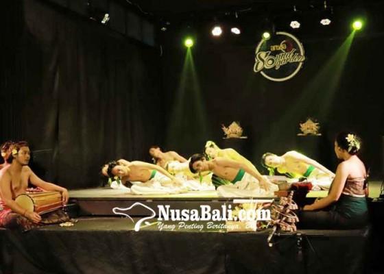 Nusabali.com - tampilkan-sisi-kelaki-lakian-tari-legong