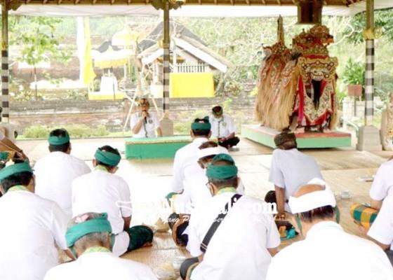 Nusabali.com - bendesa-adat-se-kecamatan-mengwi-gelar-paruman-mangu-kertha-mandala