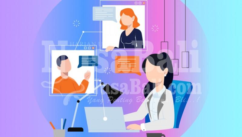 Nusabali Com Fsgi Evaluasi Metode Pembelajaran Jarak Jauh