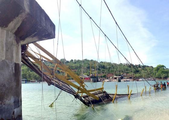 Nusabali.com - pasca-ambruknya-jembatan-kuning-pemprov-anggarkan-rp-45-miliar