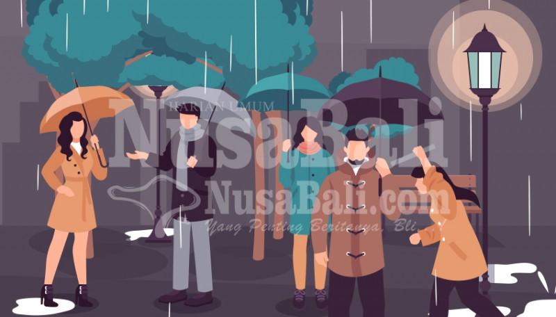 www.nusabali.com-sebagian-besar-wilayah-bali-diguyur-hujan-pada-november-mendatang