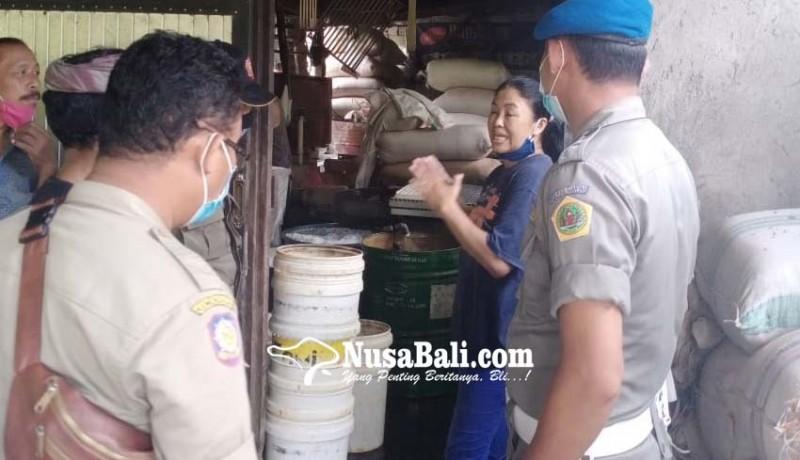 www.nusabali.com-dikasih-sp-3-pabrik-tahu-di-bitera-diminta-segera-pindah
