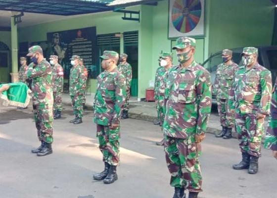 Nusabali.com - dandim-tabanan-lantik-17-anggota-naik-pangkat