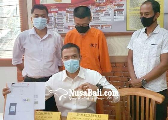 Nusabali.com - gelapkan-uang-di-klungkung-diringkus-di-denpasar