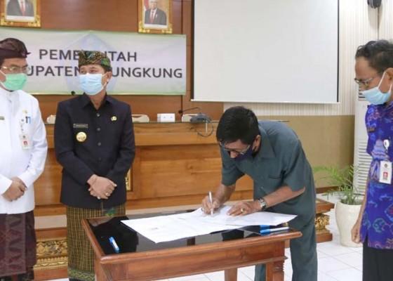 Nusabali.com - pemkab-klungkung-perusahaan-jalin-kerjasama