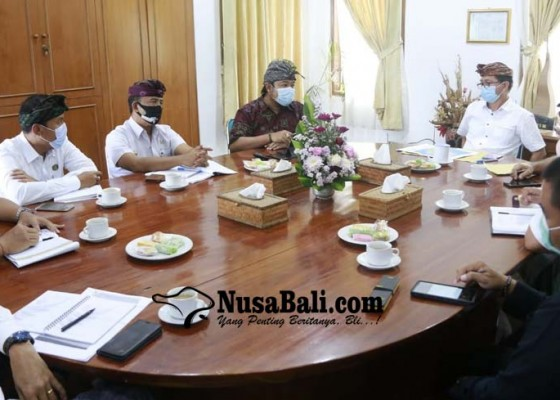 Nusabali.com - klungkung-selaraskan-perda-rtrw-kabupaten