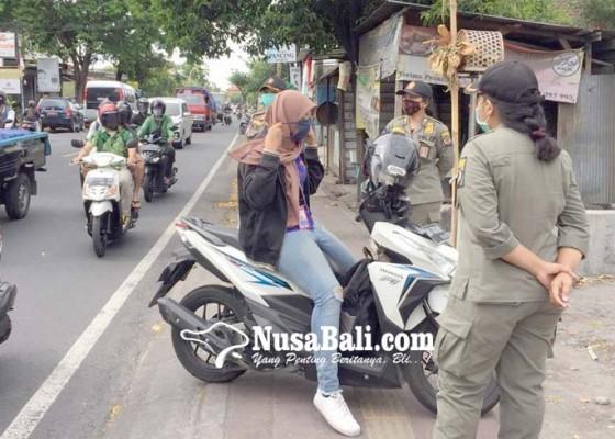 Nusabali.com - 7-pelanggar-prokes-didenda-4-diampuni