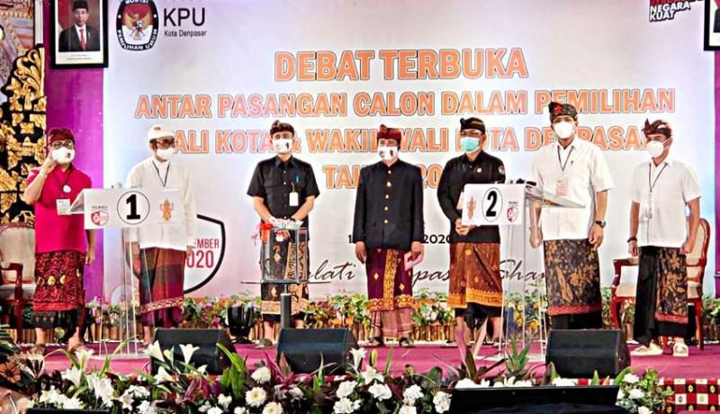 www.nusabali.com-jaya-wibawa-vs-amerta-adu-program-di-debat-pertama